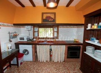 Casa del huerto casa rural en el bosque c diz - Del huerto a casa ...