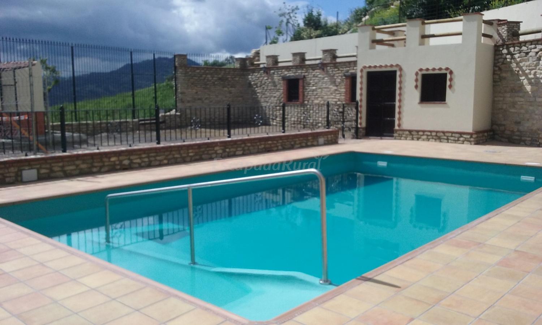 Fotos de casa rural las provincias casa rural en prado for Casa con piscina urdaibai