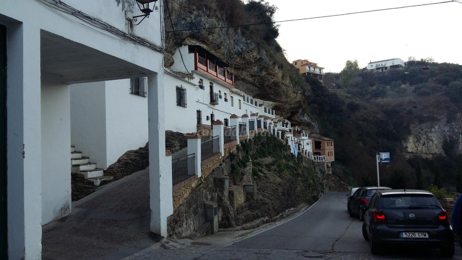 Fotos de casa rural el callejon de setenil casa rural en - Casa rural bolonia cadiz ...