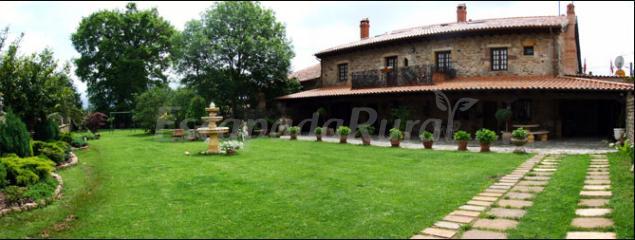 Posada real la monta esa casa rural en los corrales de buelna cantabria - Casa montanesa ...