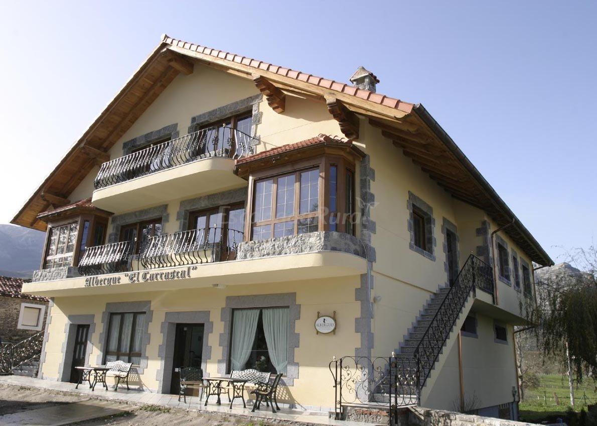 Fotos de albergue el carrascal casa de campo emsoba - Casas de campo en cantabria ...