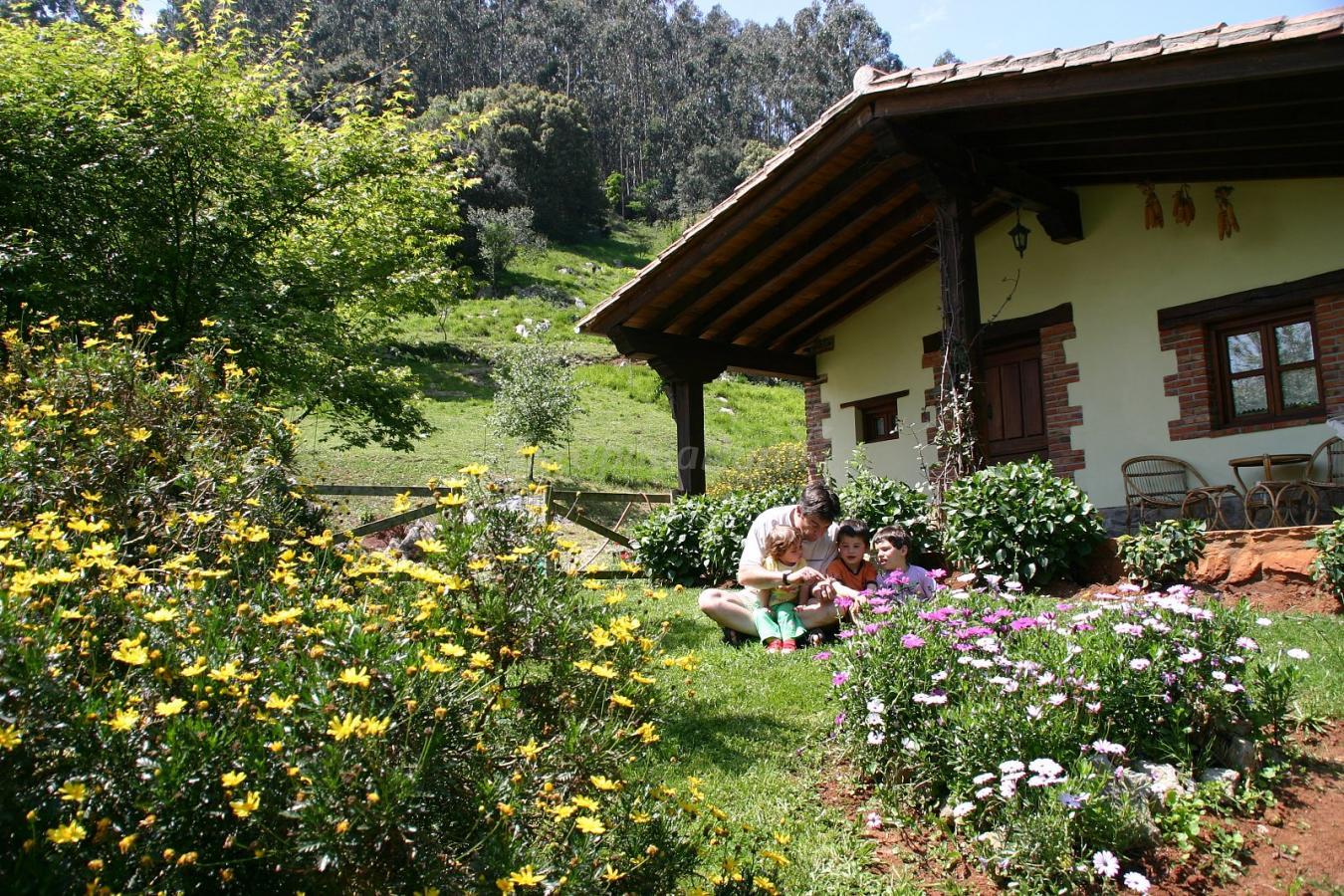 Fotos de casa los acebos de pe a cabarga casa de campo - Casas de campo en cantabria ...