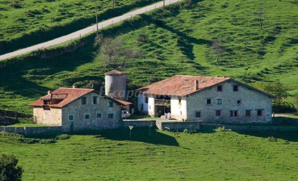 Fotos de primor as camijanes casa de campo em camijanes - Casas de campo en cantabria ...