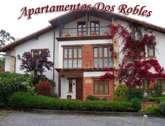 Fotos de apartamentos dos robles casa de campo emsomo - Casas de campo en cantabria ...