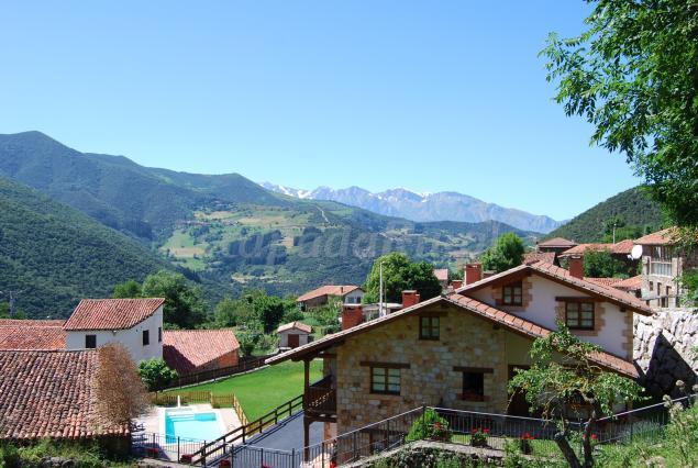 Casas rurales los llares casa rural en lerones cantabria - Casas rurales cantabria alquiler integro ...
