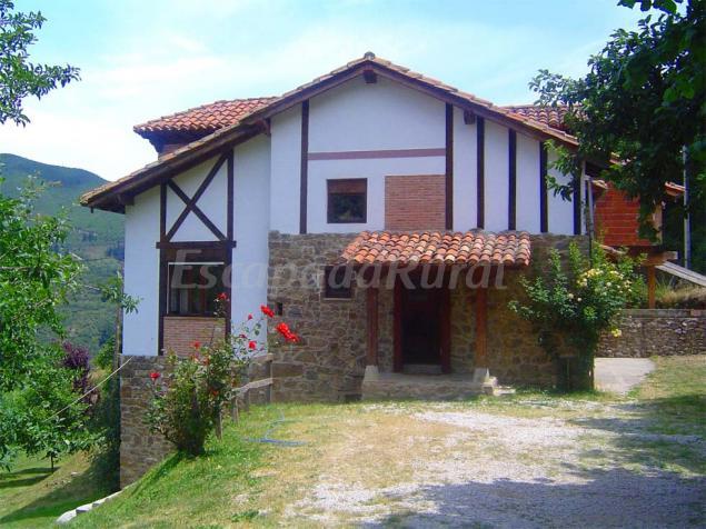Casa el armental casa rural en mieses cantabria - Casas rurales cantabria alquiler integro ...