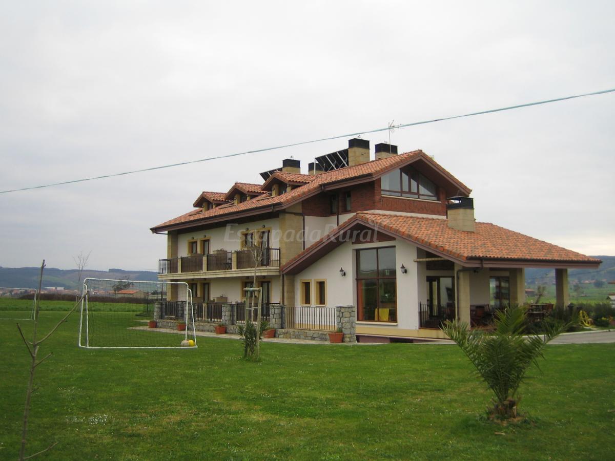 Fotos de rancho santa ger nima casa de campo em langre - Casas de campo en cantabria ...
