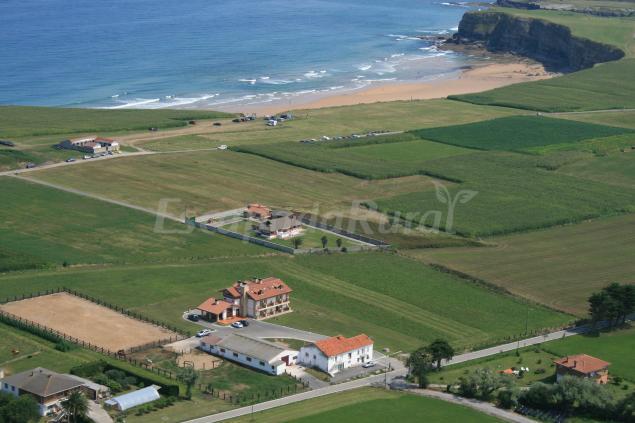 Rancho santa ger nima casa rural en langre cantabria - Casas rurales cantabria baratas alquiler integro ...