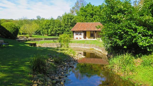 El molino de bonaco casa rural en san vicente de la - Casas rurales cantabria baratas alquiler integro ...