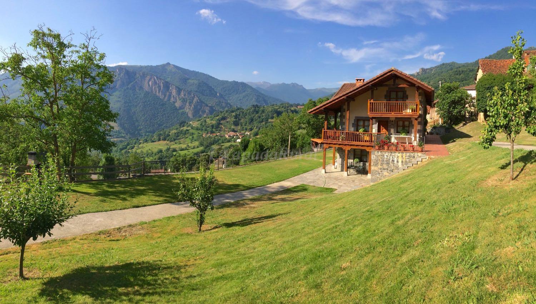 Fotos de casa rural las cumbres casa rural en tanarrio cantabria - Casas rurales en lastres ...