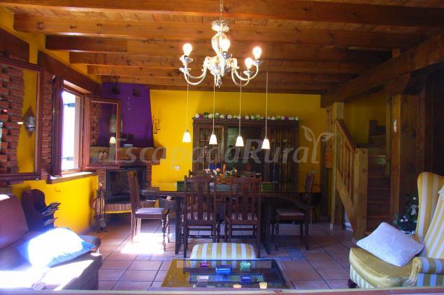 La Casa Encantada De Cantabria Casa Rural En Solórzano