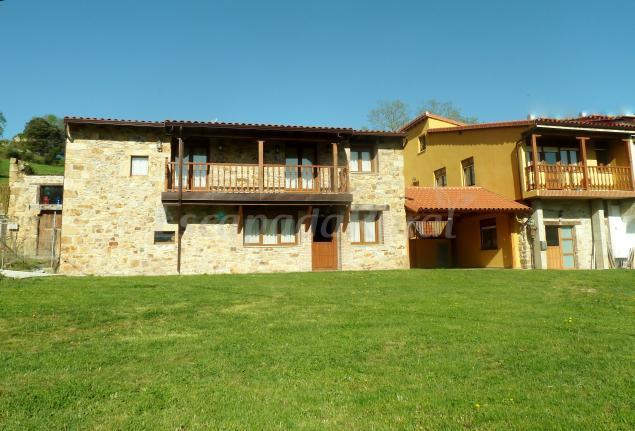 Casas de campo em oj bar cantabria for 56 635