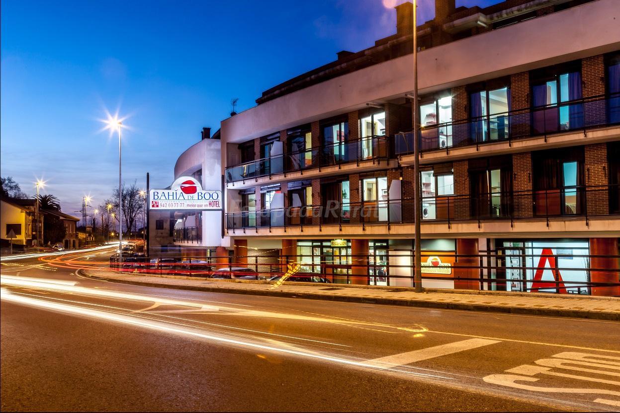 Foto di apartamentos tur sticos bah a de bo casa vacanze aguarnizo cantabria - Apartamentos turisticos cantabria ...