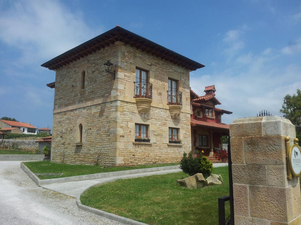 Fotos de posada la f bula casa de campo em santillana - Casas de campo en cantabria ...