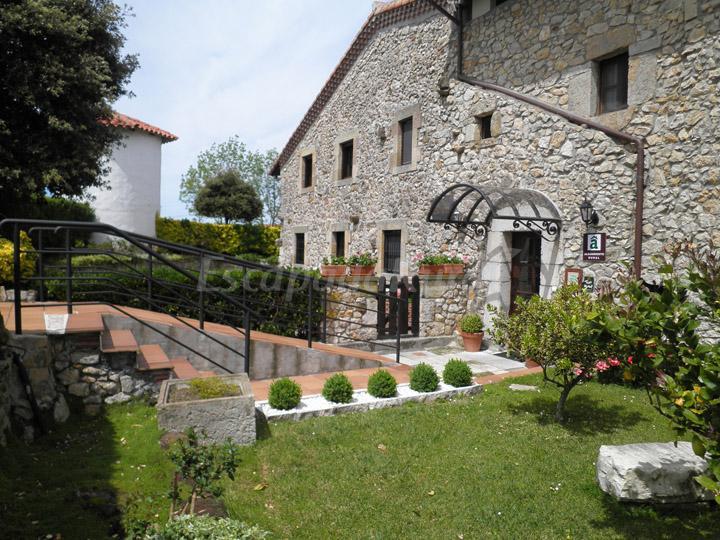 Fotos de posada el cuadrante casa rural en somo cantabria - Casa rural somo ...