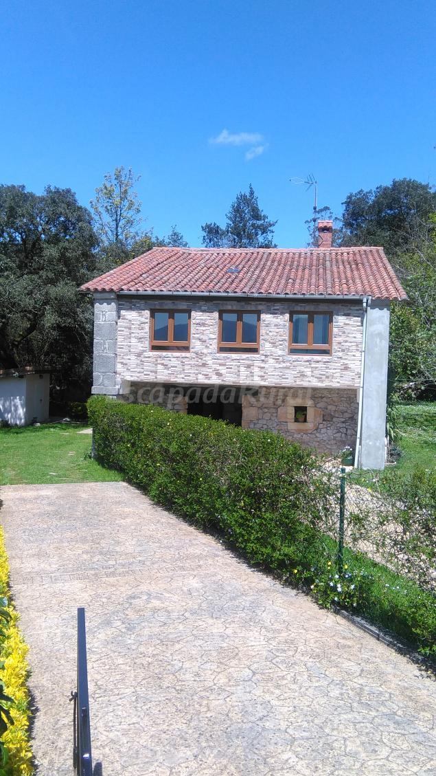 Vivienda rural el huyo casa de campo em entrambasaguas - Casas de campo en cantabria ...