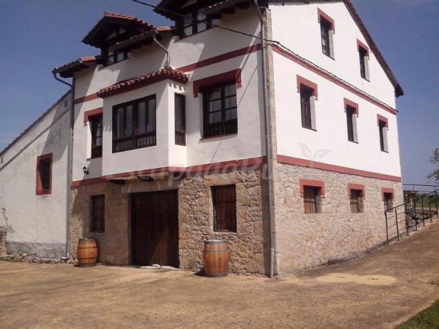 Casa rural perull casa rural en san vicente de la barquera cantabria - Casa rural para 2 ...