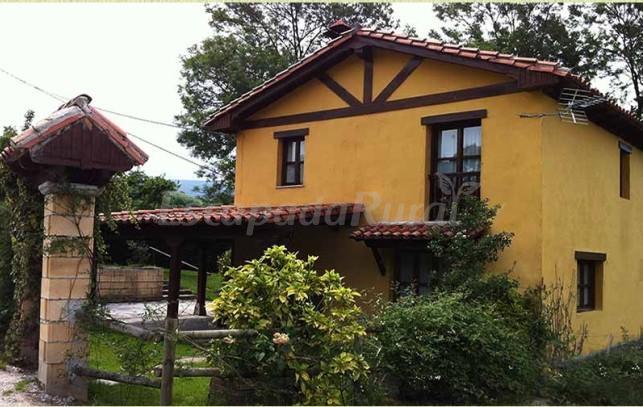Fotos de casa la colina casa de campo em villacarriedo - Casas de campo en cantabria ...
