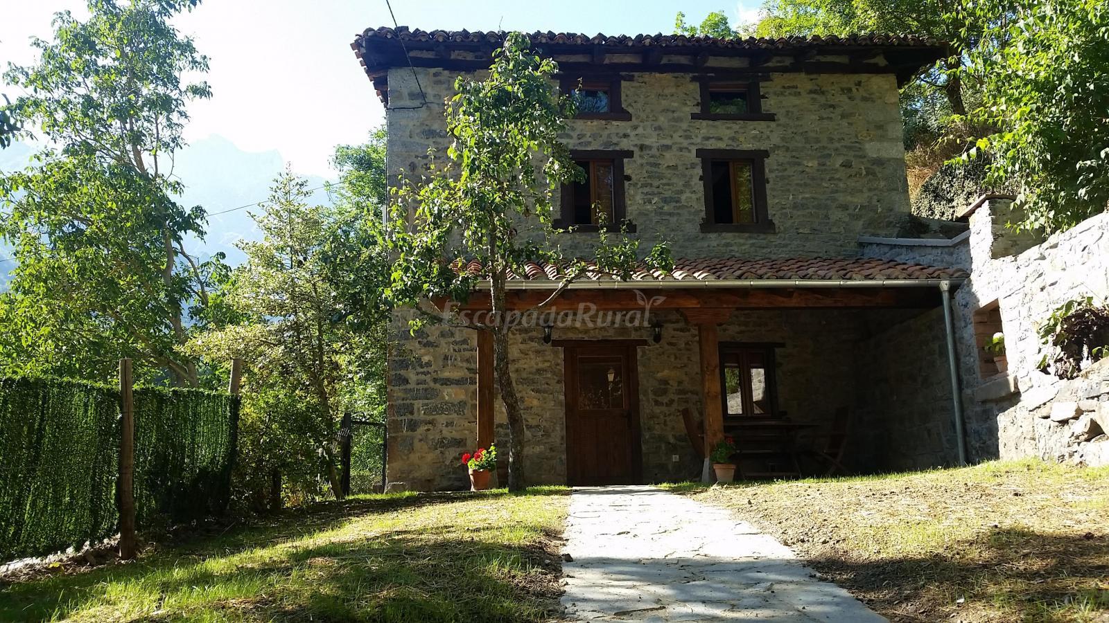 Fotos de casa rural la ribera casa de campo empotes for Casa rural jaraiz de la vera