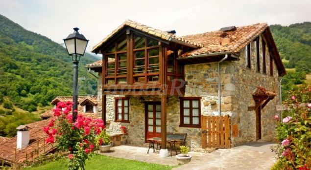 Casas rurales y apartamentos la hornera casa rural en cosgaya cantabria - Casas rurales cantabria alquiler integro ...