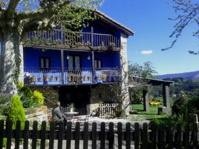 Amaloka rural home casa rural en villaverde de trucios for Cantabria homes