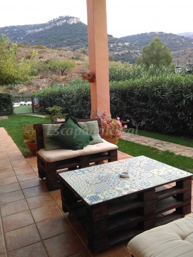 72 casas rurales con jacuzzi en la comunidad valenciana - Casa rural con jacuzzi aragon ...