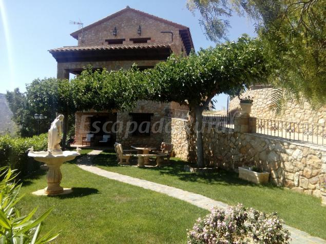 74 casas rurales con jacuzzi en la comunidad valenciana - Casa rural con jacuzzi aragon ...