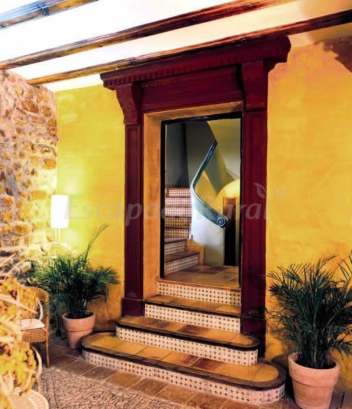 Jard n vertical casa rural en vilafam s castell n for El jardin vertical vilafames