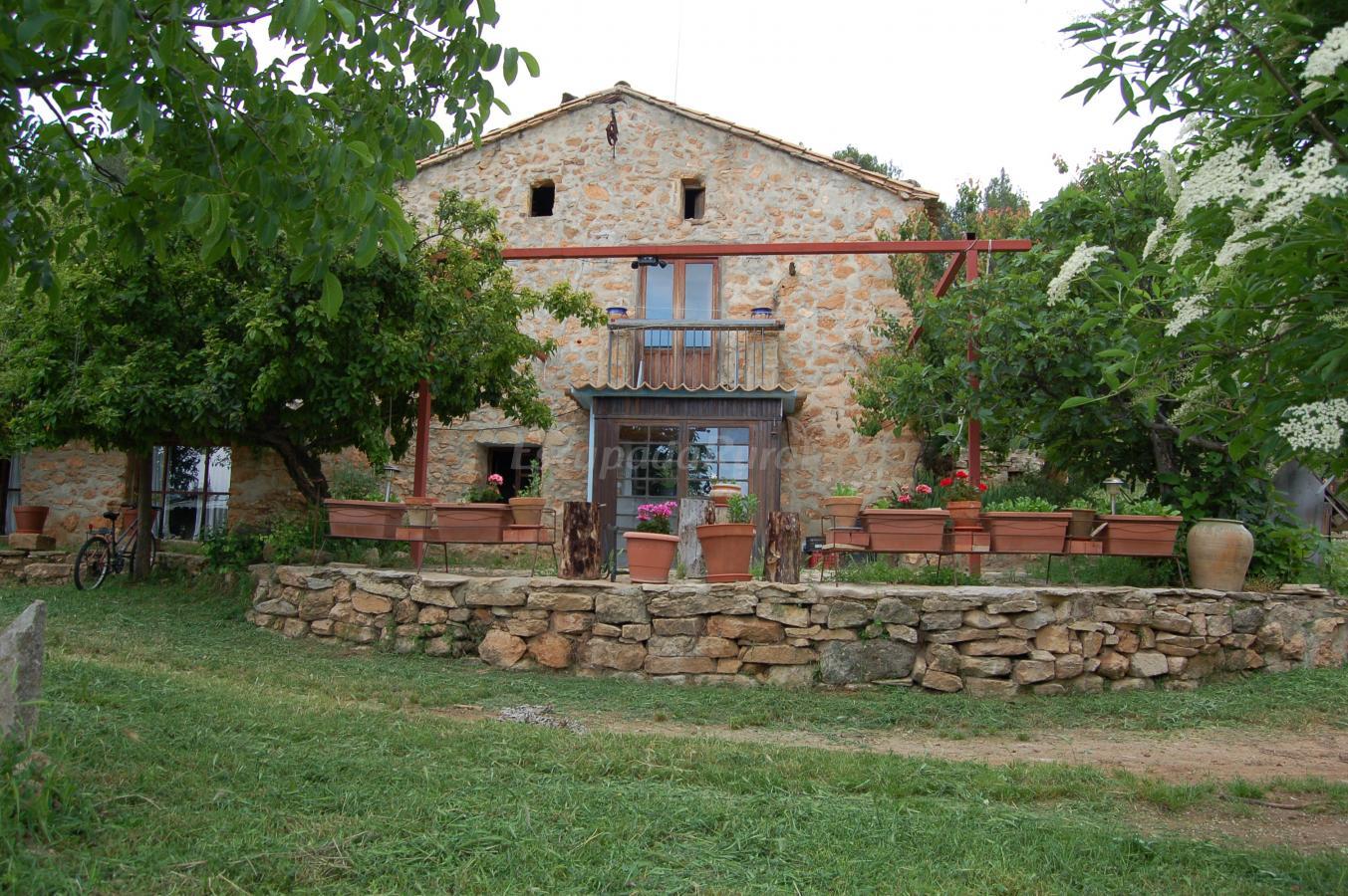 Fotos de casa refugio mas la mateba casa rural en cortes - Casa rural puebla de arenoso ...