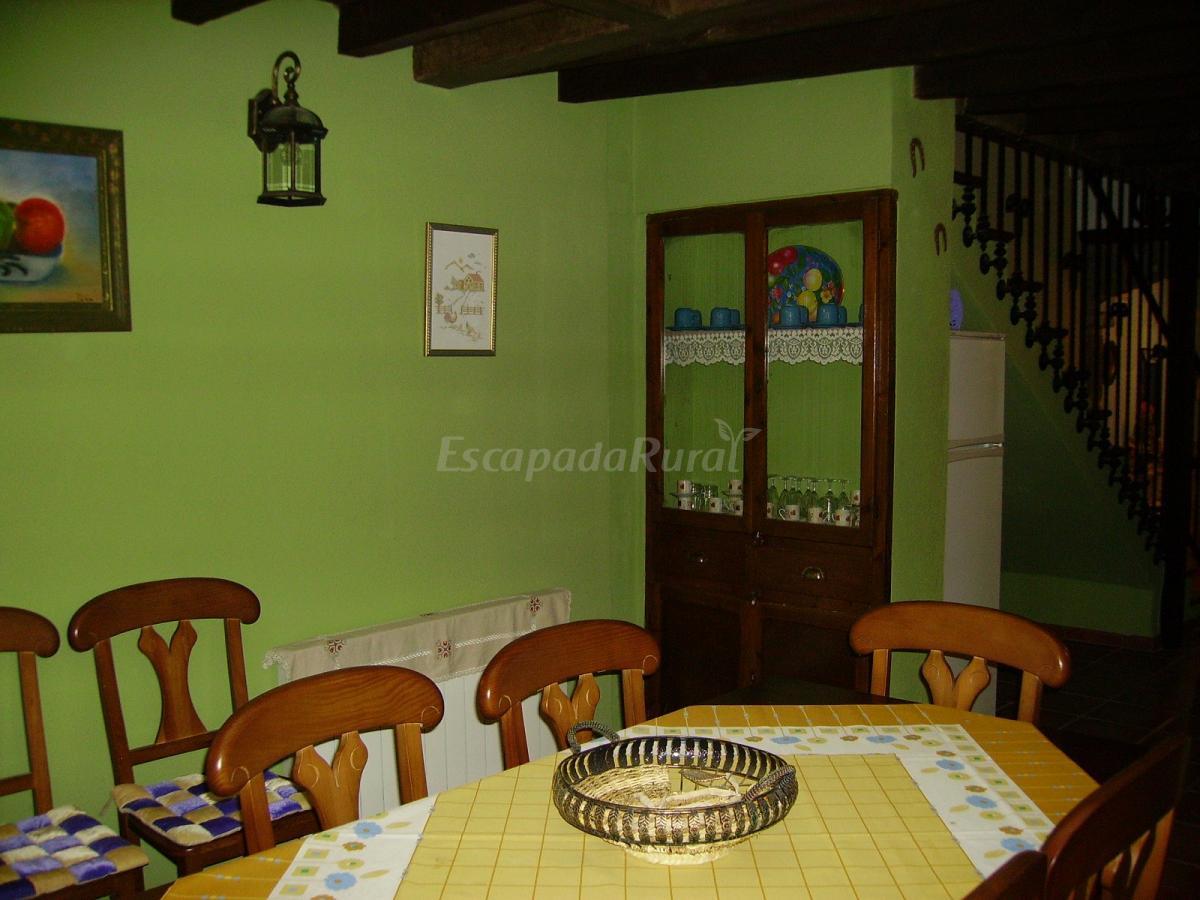 Fotos de casa mar n ii casa rural en coves de vinrom castell n - Casa rural marin ...