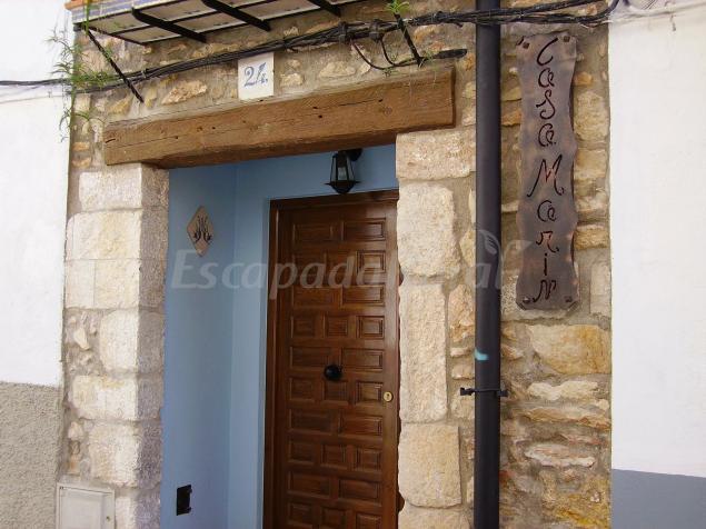 Casa mar n ii casa rural en coves de vinrom castell n - Casa rural marin ...