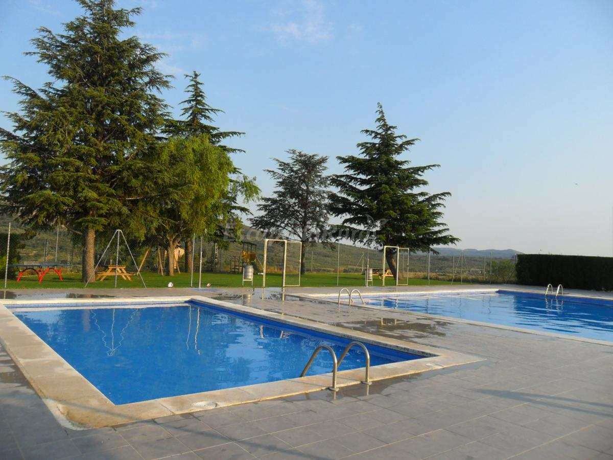 Fotos de casa liberta casa rural en canet lo roig for Piscina municipal castellon