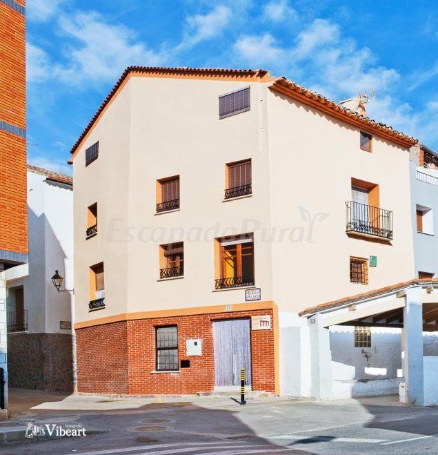 Casa rural mita casa rural en caudiel castell n - Casa rural castellon jacuzzi ...