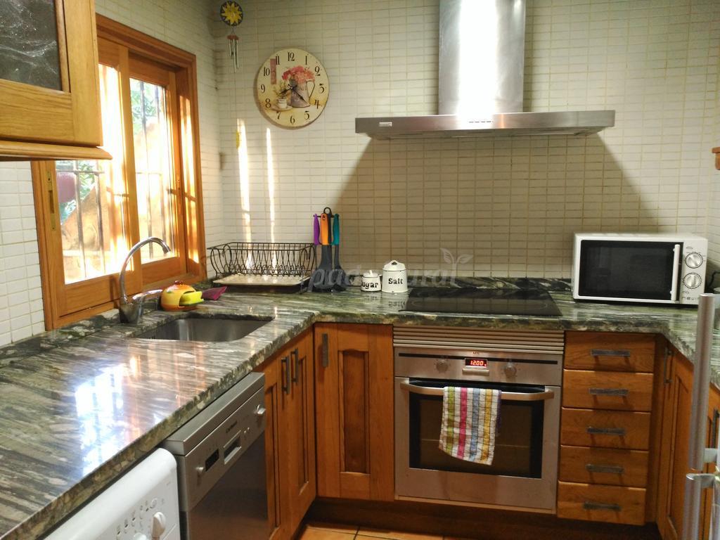 Fotos de la casita del r o casa rural en segorbe castell n for Cocinas castellon precios