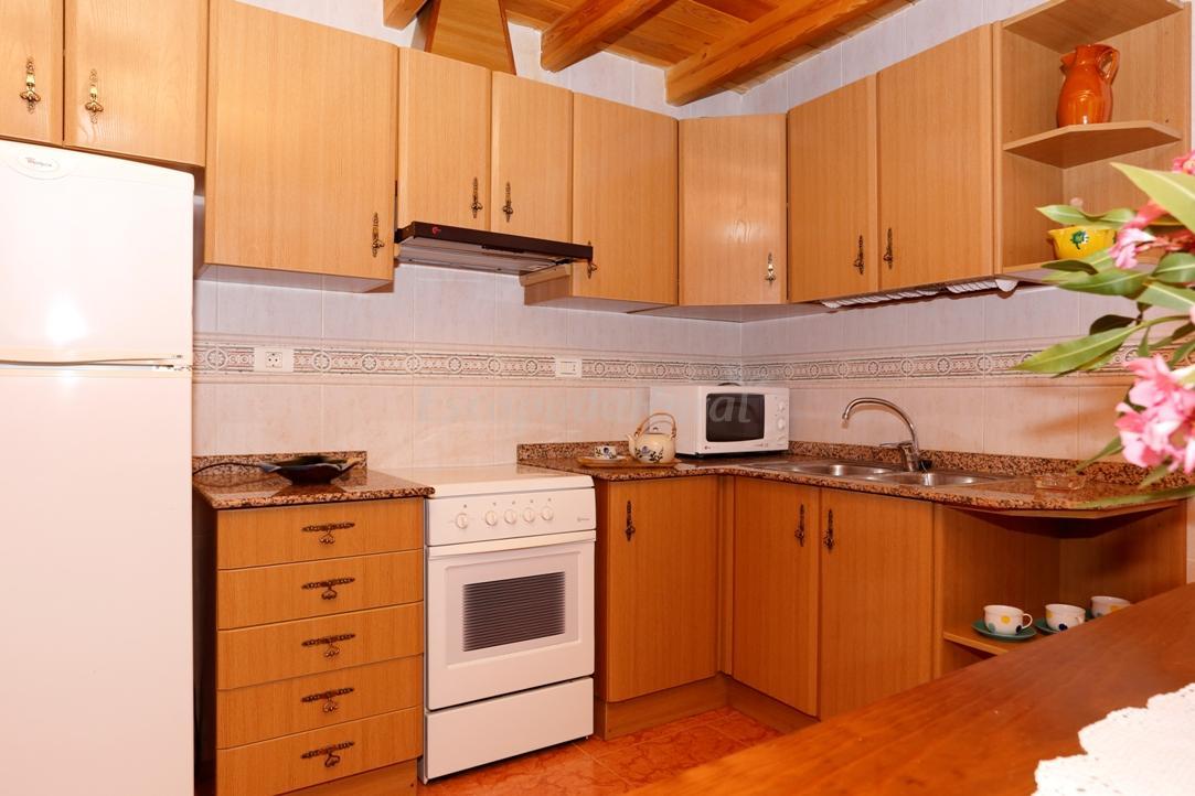 Fotos de casa meli casa rural en alboc sser castell n for Cocinas castellon precios