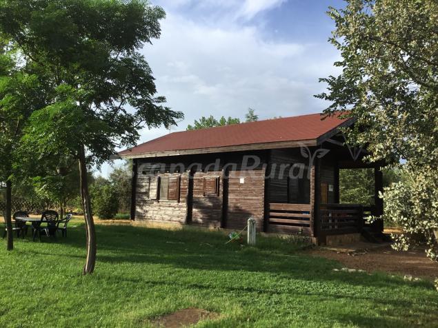 Recinto Rural Cabanas De Madera Tabla Honda Casa Rural En El