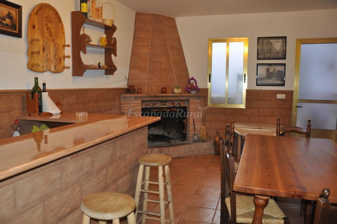 Fotos de casa rural do a carmen casa rural en villanueva for Cocinas camperas rusticas