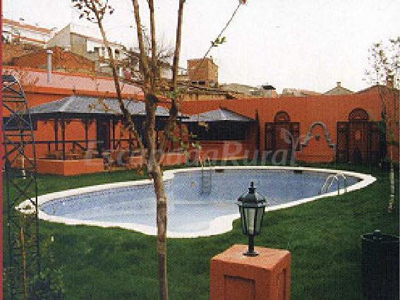 Hotel parque caba eros casa rural en horcajo de los montes ciudad real - Casa rural horcajo de los montes ...