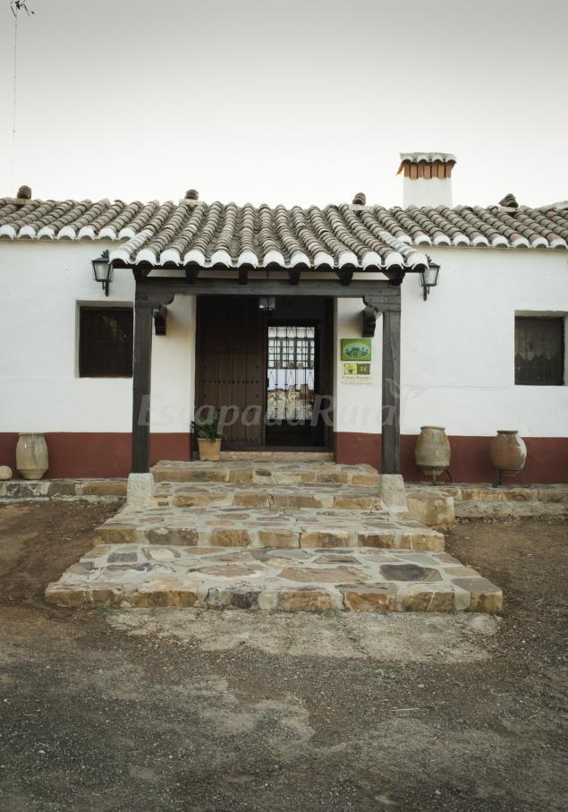 Casa rural cerromolino casa rural en calzada de calatrava ciudad real - Casa rural para 2 ...