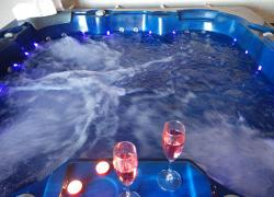 Relax, Jacuzzi  seis plazas