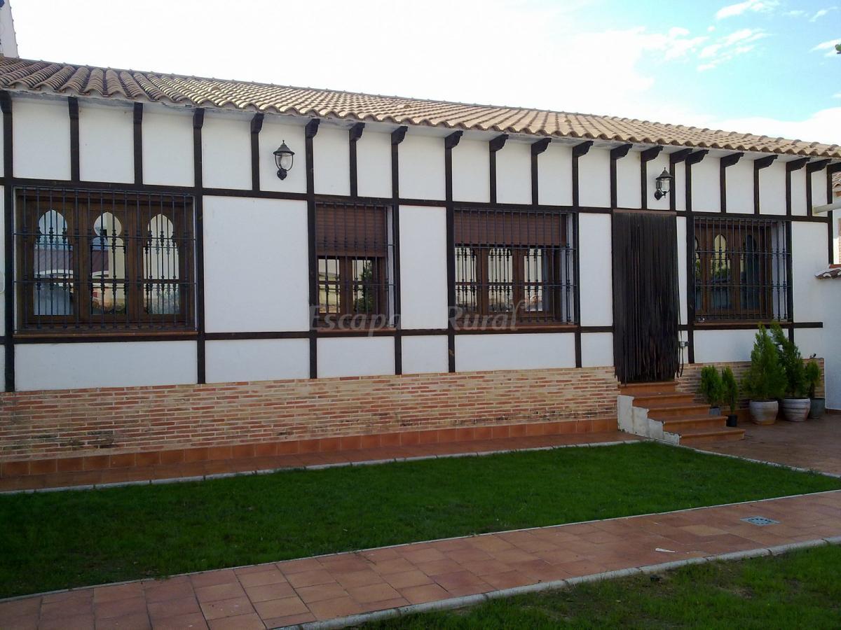 Fotos de casa rural el rinc n de lico casa rural en el - Patios rurales ...