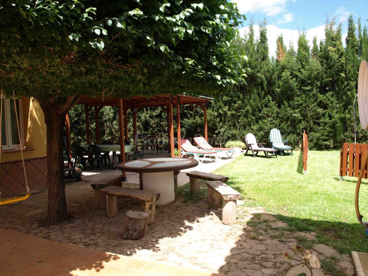 Fotos de casa rural do a jimena casa rural en el robledo ciudad real - Casa rural jimena ...