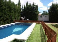 Casas rurales en espa a for Casas rurales cerca de madrid con piscina y barbacoa