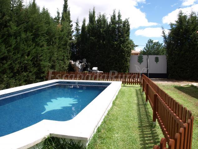 Casa rural do a jimena casa rural en el robledo ciudad real - Casa rural jimena ...