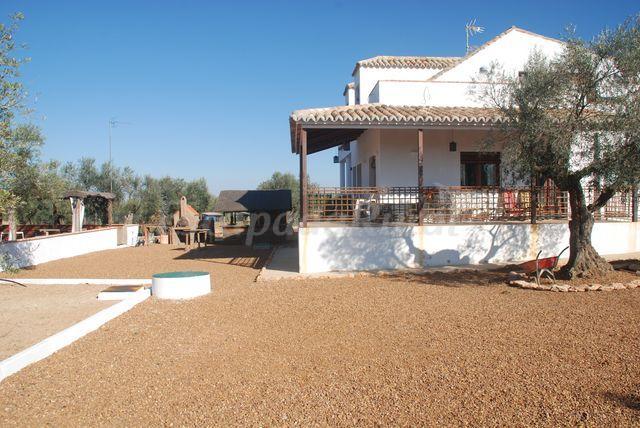 Fotos de el olivar de albarizas casa rural en fern n caballero ciudad real - El olivar de albarizas ...