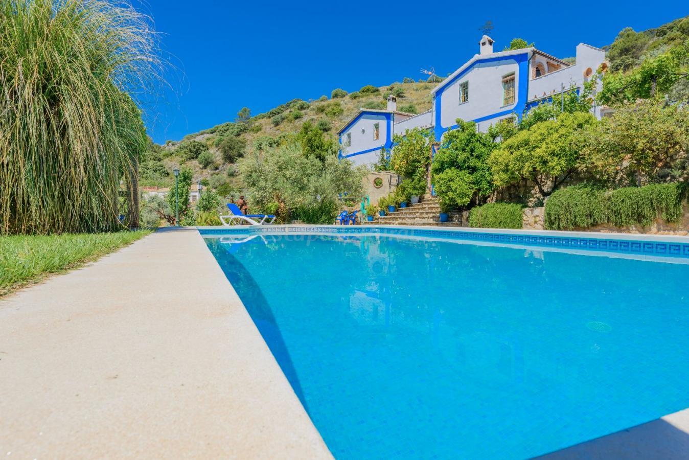 Fotos de el rinc n de carmen casa rural en rute c rdoba for Casa rural sevilla piscina