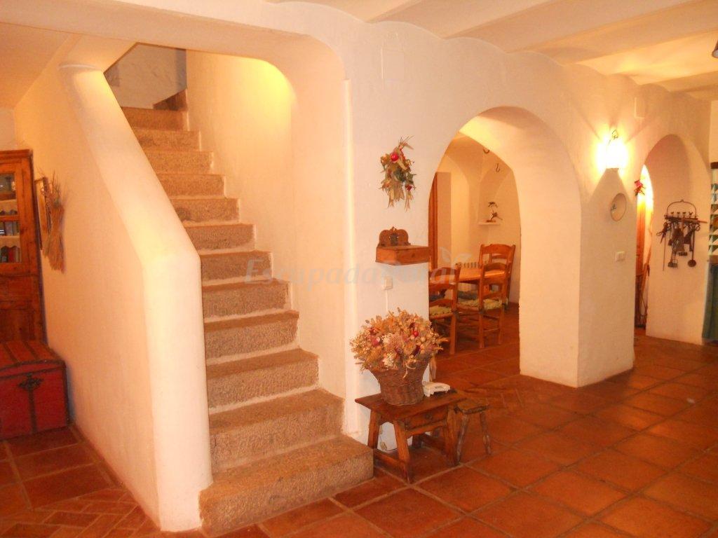 Fotos de casa rural cortijo el mohedano casa rural en for Vivir en un piso interior
