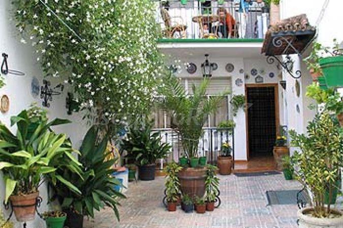 Fotos de alojamiento rural el jazm n casa rural en - Fotos patio andaluz ...