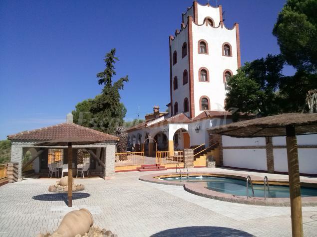 Casa rural san ignacio casa rural en hornachuelos c rdoba - Casa rural sierra morena ...