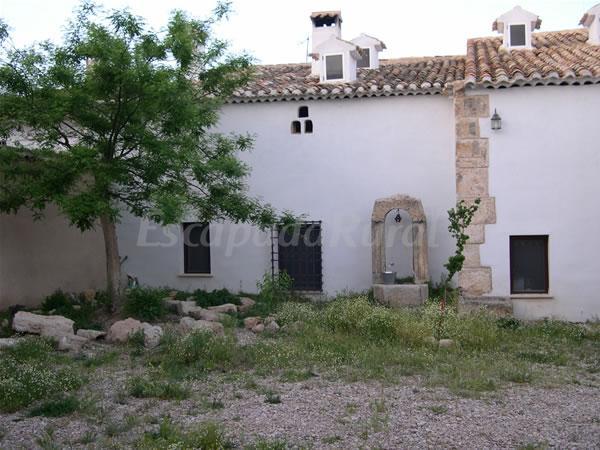 Casa Rural La Botica Casa Rural En Iniesta Cuenca
